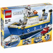 LEGO CREATOR 4997 Transporte Ferry