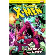Uncanny X-Men Legacy of the Lost by Chris Claremont
