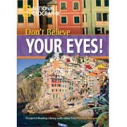 Don't Believe Your Eyes! + Book with Multi-ROM by Rob Waring