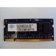 Nanya NT1GT64UH8D0FN-AD - mémoire - 1 Go - So DIMM - DDR2 - 533 MHz - Non-ECC - 5-5-5