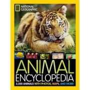 National Geographic Animal Encyclopedia by National Geographic Kids Magazine