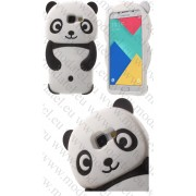 Samsung Galaxy A5 2016 SM-A510F (силиконов калъф) 'Panda style'