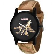 Laurex Analog Round Casual Wear Watches for Men LX-100