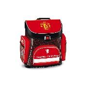 Manchester United kompakt iskolatáska