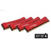 Kingston HyperX 32GB CL11 DIMM (Kit of 4x 8GB) XMP HyperX Savage Memory