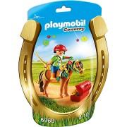 Country - Pony om te versieren, Bloem