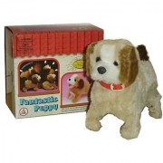 Jumping Dog/Puppy Battery Operated Toy for Kids