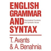 English Grammar and Syntax by Abdellah Benahnia