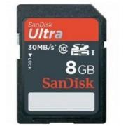 SDHC Ultra 8GB II 30Mb/s