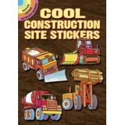 Cool Construction Site Stickers by Dover