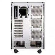 Boîtier PC Lian Li PC-D8000B Noir, détail 5x 5,25 pouces externe, 20x interne de 3,5 pouces HPTX ATX 11
