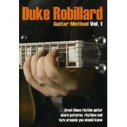 Duke Robillard - Guitar Method Vol.1 (0760137486992) (1 DVD)