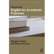 Introducing English for Academic Purposes by Maggie Charles