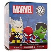 Hulk: ~2.7 Marvel x Funko Mystery Minis Vinyl Mini-Bobble Head Figure Series