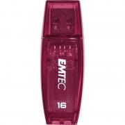 Memorie USB Emtec C410 16GB USB 2.0 Red