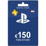 Sony Playstation Network Card 150 euro NL