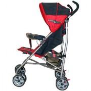 BayBee Shoppee Baby Land Stroller RedBlack 1930393