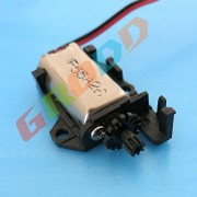 Generic K15 motor (with plastic gears / black) Micro Gear motors DC Motors Electric motors suitable for DIY robot toy car model making