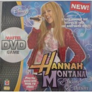 Disney, Hannah Montana Encore Edition, Mattel DVD Game New!