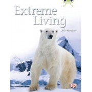 Extreme Living: Non-Fiction Turquoise B/1 by Michael Steer