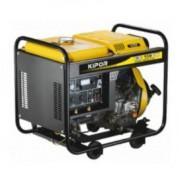 KDE 180 XW Kipor Generator de curent pentru sudura Diesel , putere motor 2,8 kVA