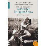 Jurnal de razboi. Misiune in Romania. Noiembrie 1916 - Aprilie 1918 (eBook)