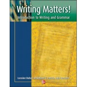 Introduction to Writing and Grammar by Lorraine DuBois McClelland