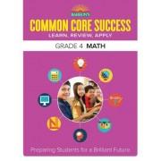Barron's Common Core Success Grade 4 Math Workbook: Grade 4 by Barron's Educational Series