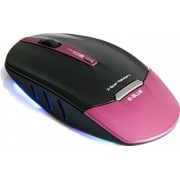 Mouse E-Blue Horizon Wireless Optic 1750DPI Red USB