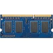 HP - DDR3L - 4 GB - SO DIMM 204-PIN - 1600 MHz / PC3-12800 - 1.35 V - niet-gebufferd - niet-ECC - voor HP 250 G4 EliteBook 840 G1, 850 G2 EliteBook Folio 1020 G1 ProBook 440 G3 ZBook 15u G2
