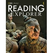 Reading Explorer 1: Student Book with Online Workbook by Nancy Douglas