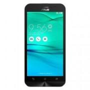 ASUS ZenFone Go (ZB500KG) - Smartphone - double SIM - 3G - 8 Go - microSDXC slot - GSM - 5 - 854 x 480 pixels - 8 MP (caméra avant de 2 mégapixels) - Android - noir
