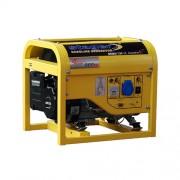 Generator de curent monofazat Stager GG 1500, 1.1 kW, motor 4 timpi, benzina