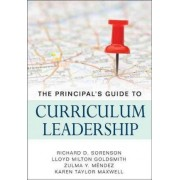 The Principal's Guide to Curriculum Leadership by Zulma Y. M