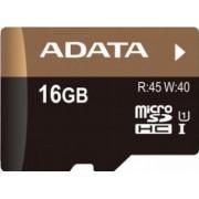 Card de memorie ADATA microSDHC Premier Pro 16GB Class 10