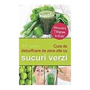 Cura de detoxificare de zece zile cu sucuri verzi: Slabeste pana la 7 kilograme in 10 zile!