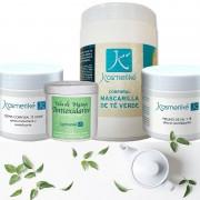 Tratamiento Cosmético Corporal Kosmetiké Green Tea Body Care: Efecto revitalizante y antioxidante