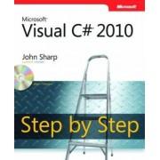 Microsoft Visual C# 2010 Step by Step by John Sharp