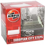Airfix A75017 European City Steps Ruin 1:72 Diorama Resin Undecorated Model