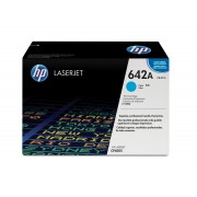 HP Color LaserJet CP4005 Cyan Cartridge Contains one Color LaserJet CP4005 cyan print cartridge with an average yield of 7,500 pages