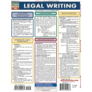 Legal Writing Laminate Reference Chart by Richard W Stevens