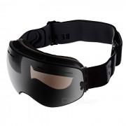 SEA AGRADABLE SNOW3100 anti-niebla de lente esferica Esqui gafas - Plata