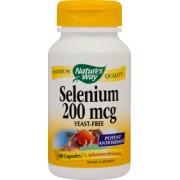 Selenium 200mcg Eficient in afectiunile hepatice si cardiovasculare