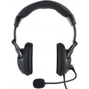Casti cu microfon Logic HS-40 (Negre)