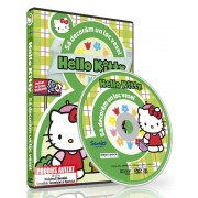 Sa decoram un loc vesel - Hello Kitty (DVD)