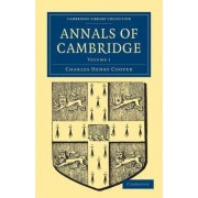 Annals of Cambridge 5 Volume Paperback Set by Charles Henry Cooper