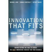 Innovation That Fits by Donald Debethizy