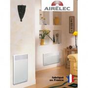 AIRELEC Radiateur Convecteur AIRELEC ELITE H07BL 750W Horizontal-A687872