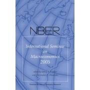 NBER International Seminar on Macroeconomics 2005 by Jeffrey A. Frankel
