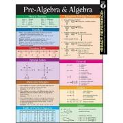 Pre-Algebra and Algebra by Instructional Fair